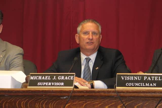 Concerned citizen has questions for Yorktown Supervisor Michael Grace regarding code violations.