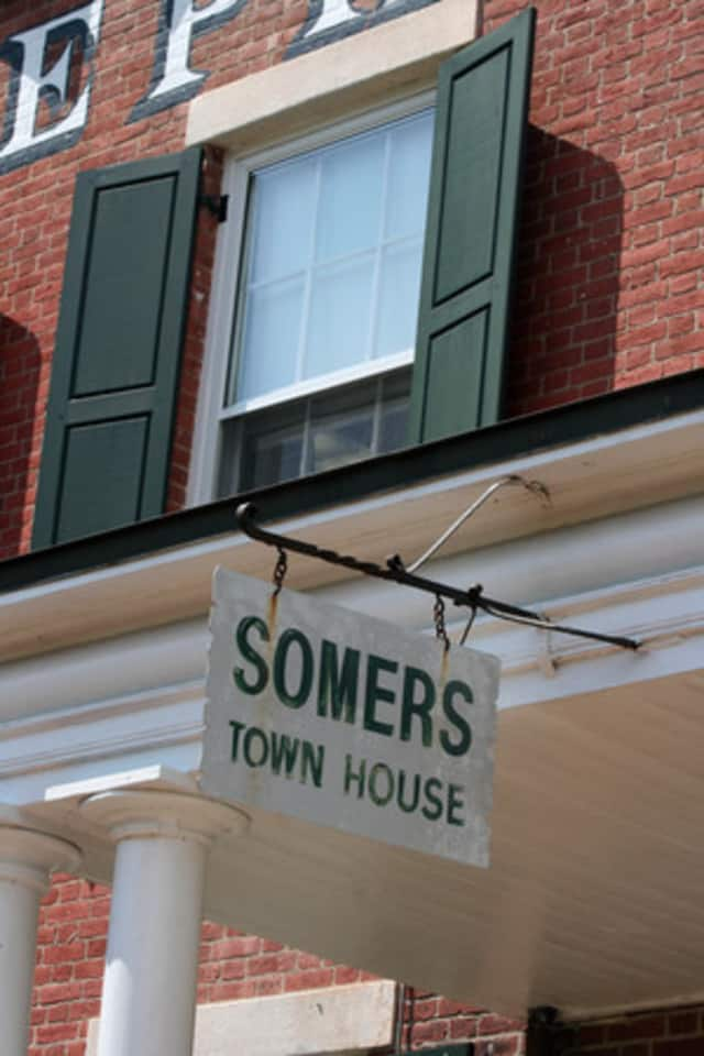 The proposed Somers 2013 budget has been released.
