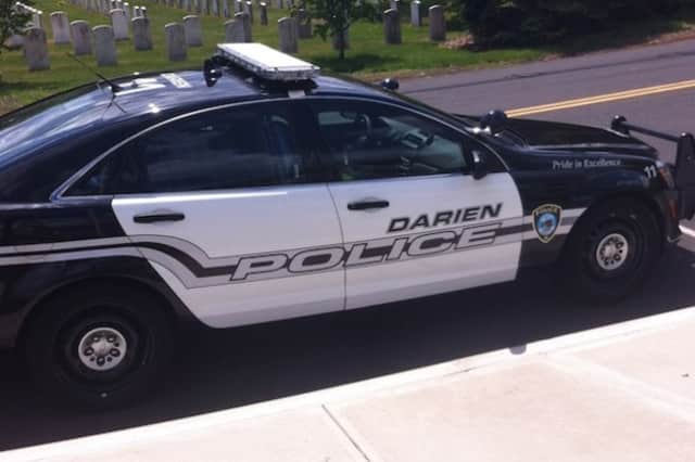Darien Police said a number of car burglaries and an attempted car theft took place in the same night in the same area.