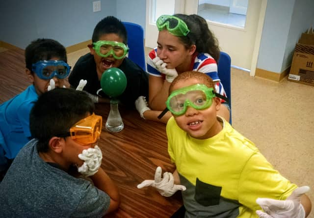 "The South Norwalk Community Center and Connecticut Yankee Council have partnered on ""Learning for Life,"" a summer enrichment program for the children of South Norwalk."