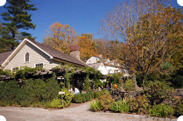 "The Barn at Bedford Post Inn has received a ""good"" rating from The New York Times."