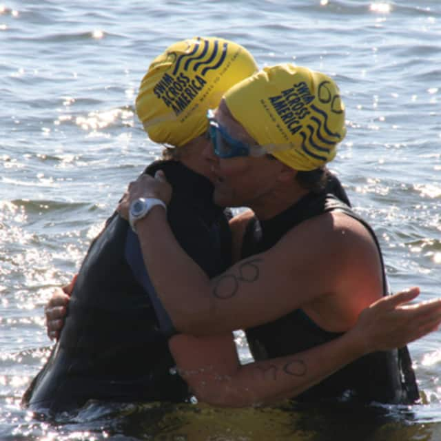 Swim Across America Long Island Sound Chapter will hold a swimming fundraiser in Chappaqua on Sunday.