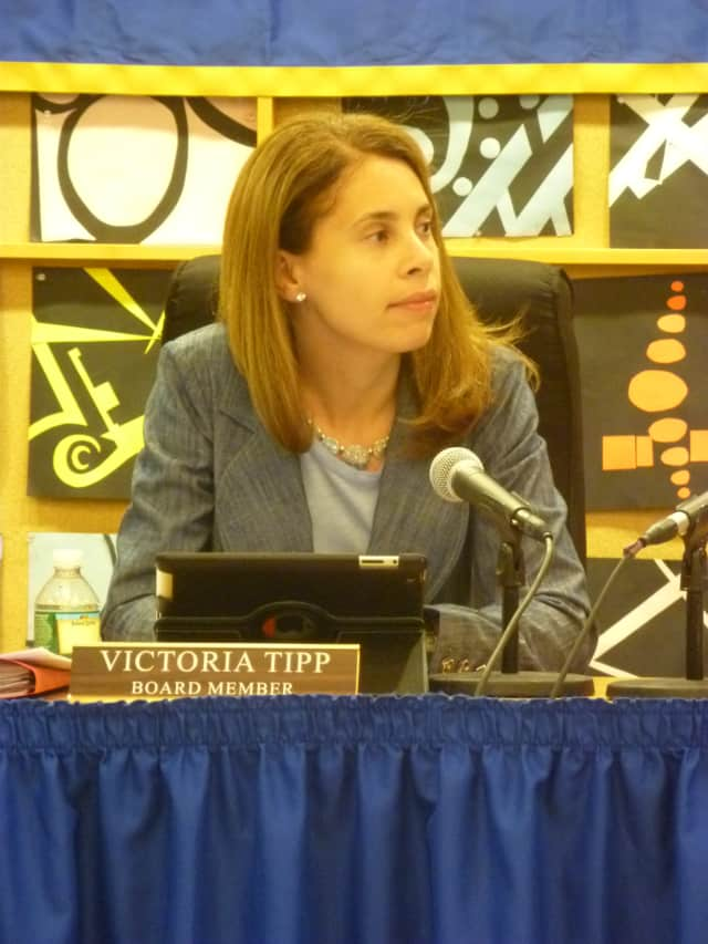 Chappaqua School Board President Victoria Tipp said emergency response should be at the top of the agenda when it meets with the Town Board.