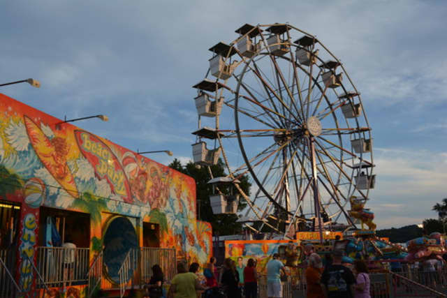 The St. Francis of Assisi Catholic Church's annual parish carnival will include rides, games, raffles, food and loads of family fun.