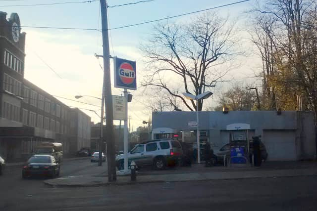 The cheapest gas in Mount Vernon can be found at the Gulf station on S. Columbus Avenue.