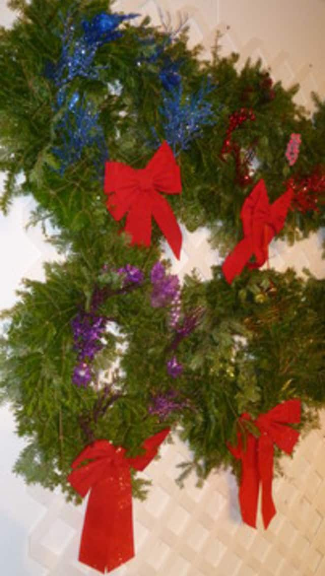 The Peekskill Youth Bureau will be selling holiday wreaths made by young people from the community.