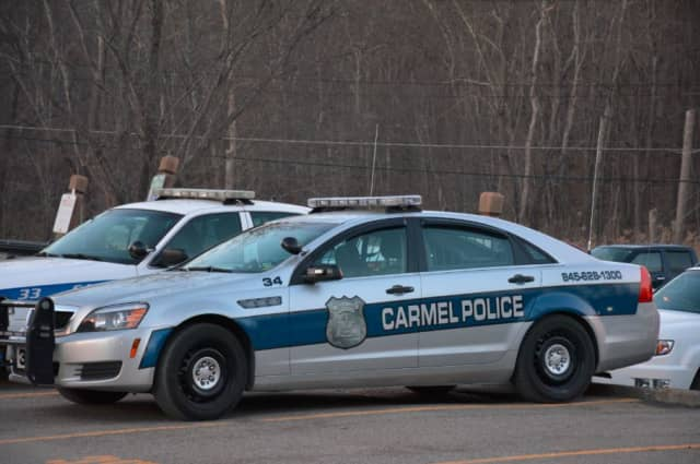 Carmel police arrested a local woman for DWI.