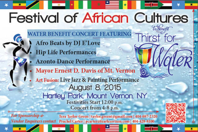 The Festival of African Cultures is coming to Hartley Park on Aug. 8.