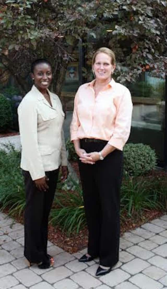 Gay Bond, RN (left) and Suzanne Gerber, RN (right) have joined Waveny LifeCare Network's management team.