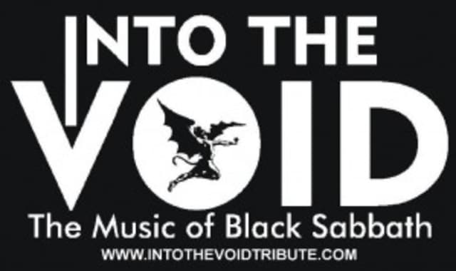 Black Sabbath tribute band Into The Voice plays at the Bayou Restaurant in Mount Vernon on Friday night.