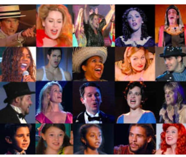 The stars will be out July 27 for annual Summer Theatre of New Canaan's benefit concert.