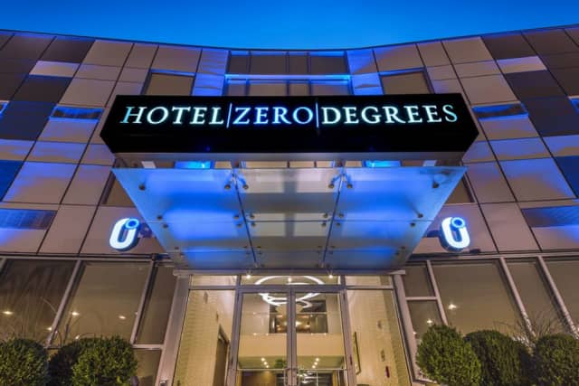 A new Hotel Zero Degrees might be coming soon to Danbury's West Side.
