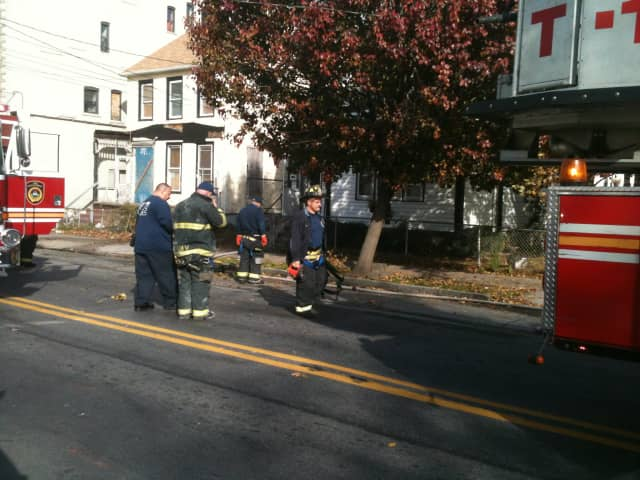 A Sunday afternoon fire at a multi-family home in Mount Vernon is under investigation.