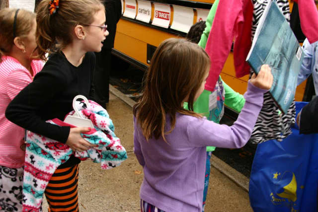 Various Westchester County communities are contributing to this year's Stuff a Bus Program.