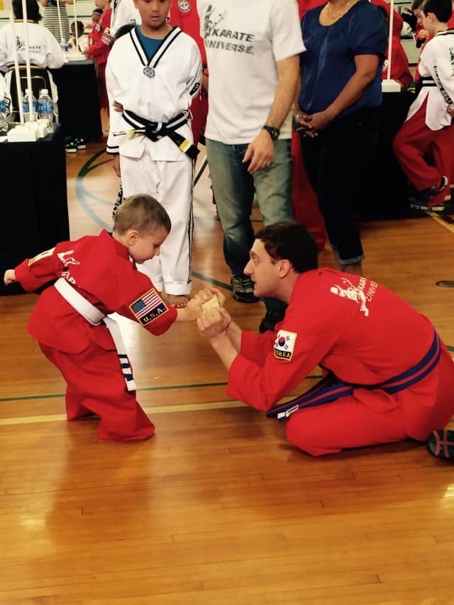 In it's 23rd year raising funds with Kicks for Kids, Karate Universe has raised over $84,000 in that time for the cause.