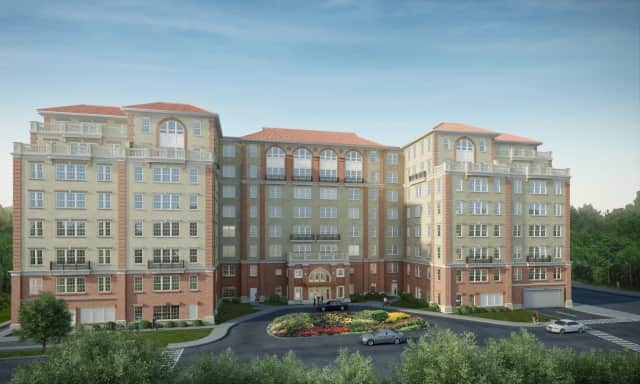 The Cambium is Larchmont's first condominium property to come to market in 25 years.