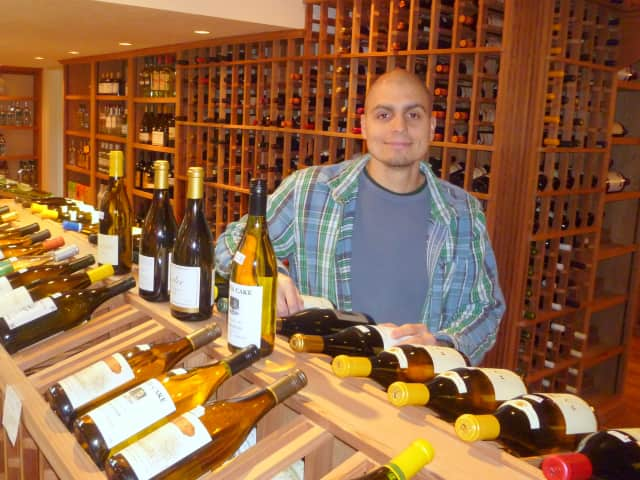 "Chris White of Wine Connection in Pound Ridge says, ""We like to tell our customers that Thanksgiving is an American holiday, so stick with American wines."""