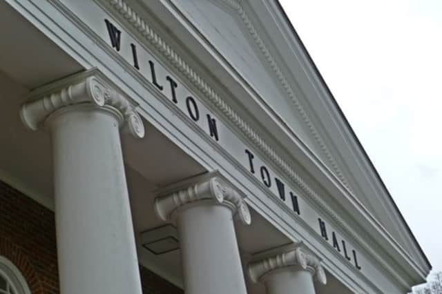 Two bonded capital projects were OK'd by the Wilton Finance Board.