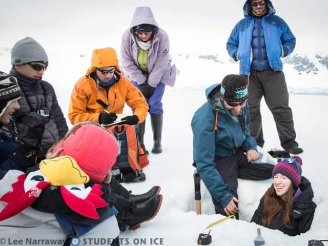 Scarsdale native Max Markowitz is set to attend the Students on Ice expedition to the High Arctic.