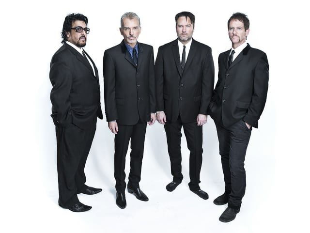 Billy Bob Thornton and his band, The Boxmasters, will perform Sept. 9 at The Ridgefield Playhouse.