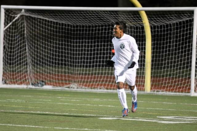 Norwalk's Santiago Muriel is one of 19 players from the Norwalk-based Beachside Soccer Club playing in Friday's Class LL championship game.