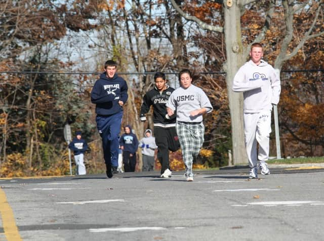 Take a break from the kitchen Thanksgiving for the annual turkey trot in Port Chester.