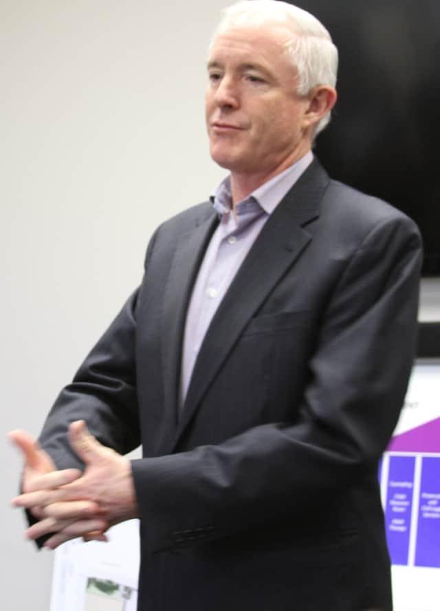 Mayor Bill Finch