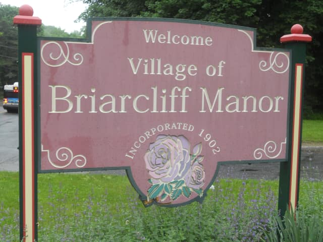 The Village of Briarcliff Manor's manager has his weekly report.