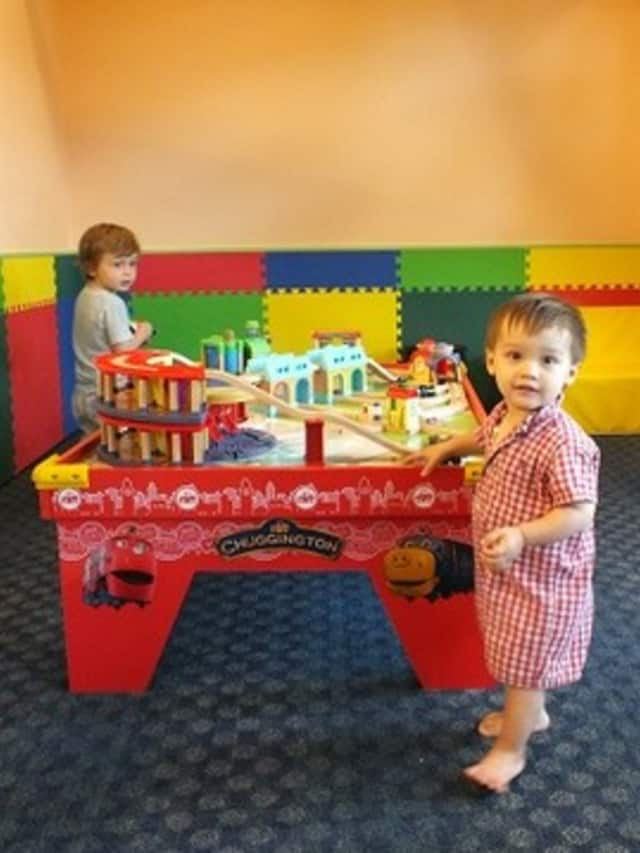 There are several activities for children this week at the Larchmont Public Library.