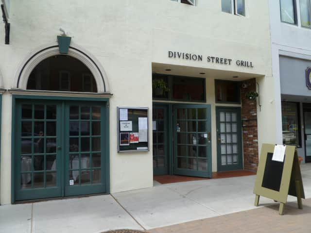 The Division Street Grill in Peekskill will offer a special Thanksgiving menu Thursday.