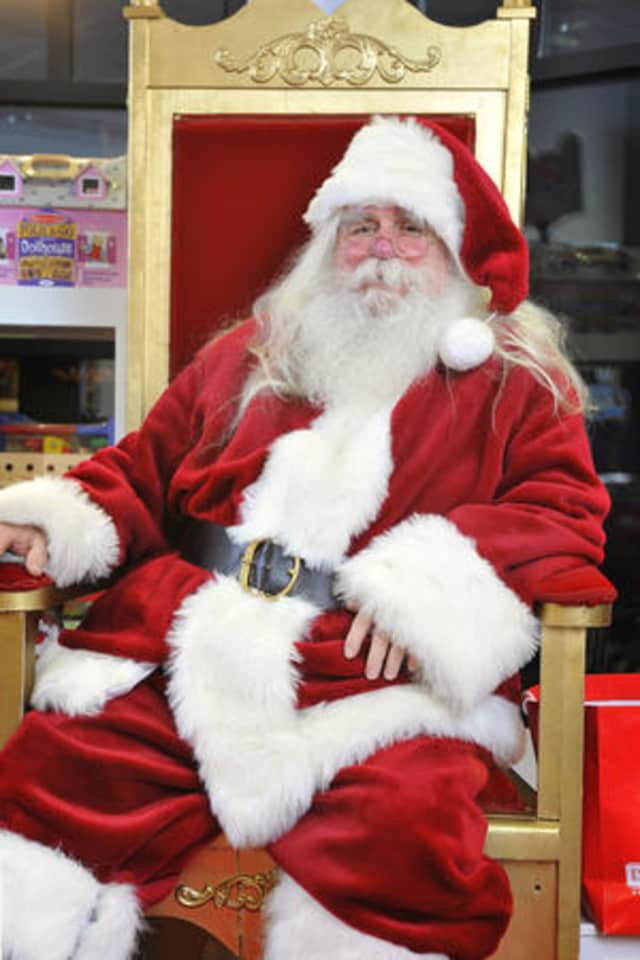 The Huntington Branch Library in Shelton is hosting a Meet Santa Day Dec. 5.