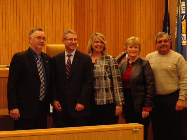 The Mount Pleasant Town Board will meet at 8 p.m. Tuesday in Valhalla.