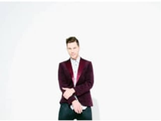 Andy Grammer will perform Thursday at 7 p.m. at Columbus Park in Stamford.