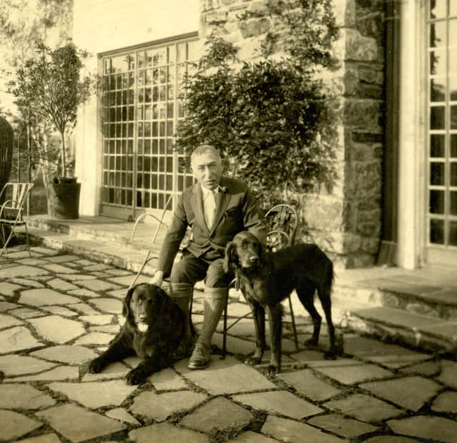 The Pound Ridge Historical Society 2015 exhibit will take a look at Pound Ridge pioneer Hiram Halle through November at its 255 Westchester Ave. location.