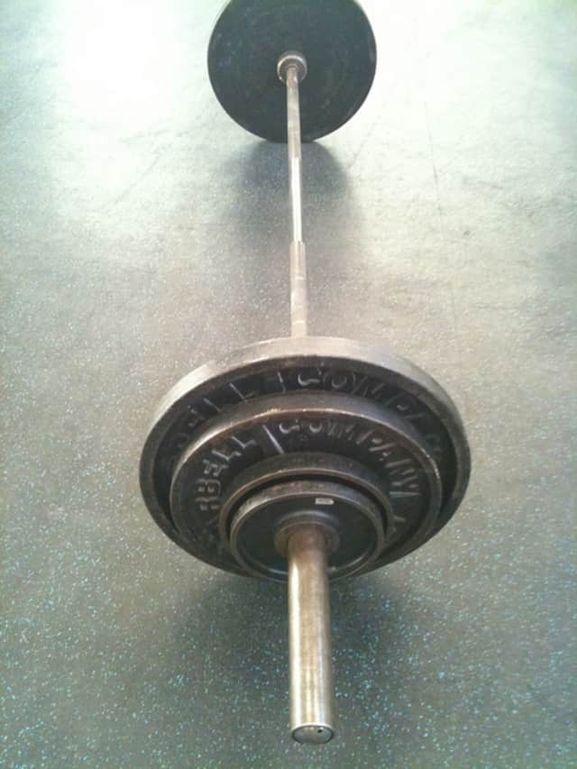Olivia Barnett from Pleasantville placed fourth in a recent national weightlifting competition.