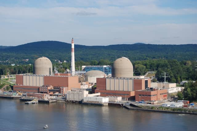 Officials at Indian Point said the unit 2 reactor that was shut down Saturday after an electrical short was returned to service Tuesday.