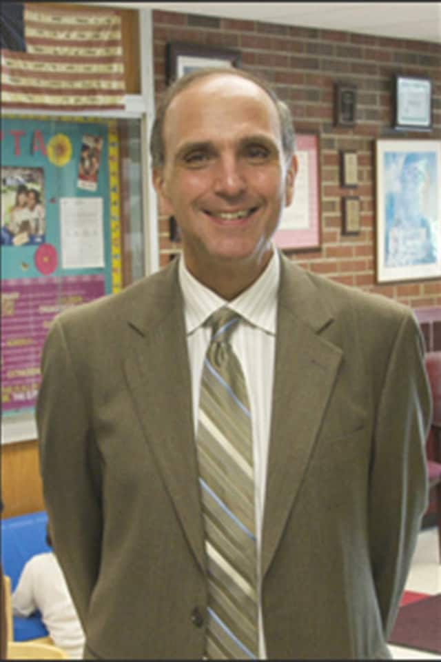 Yorktown Schools Superintendent Ralph Napolitano. The district has been selected as a New York State School District of Character for 2016.