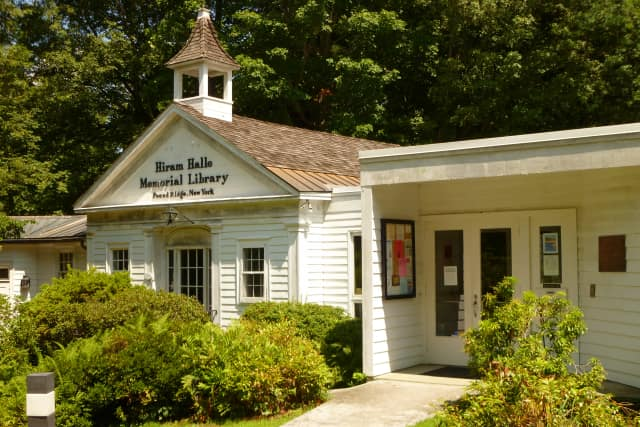 A new art exhibit opens this week at the Pound Ridge Library.