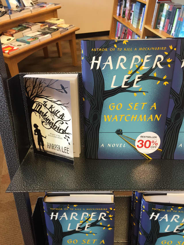"""Westchester Library System officials report record high holds on Harper Lee's """"Go Set A Watchman"""" since its release July 13. Demand is high in every format of the book offered at Westchester's 38 public libraries, officials said Tuesday."""
