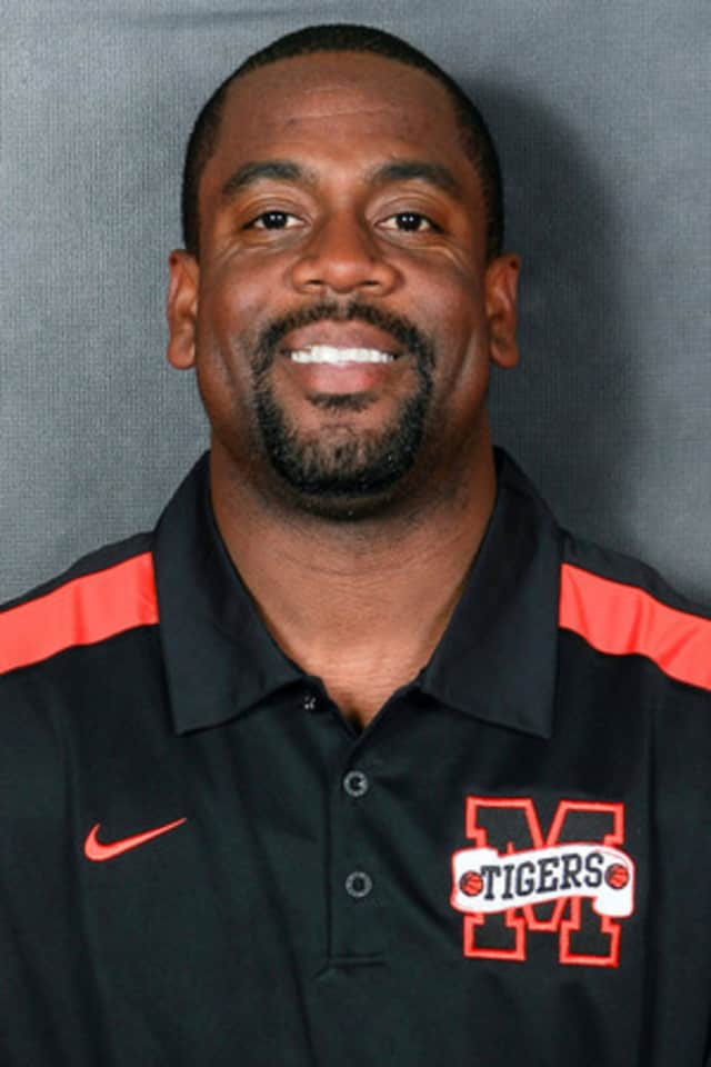 Tyrone Carver Jr., head coach of the Mamaroneck High School boys basketball team, will try to build on the Tigers' success from the 2011-12 season.