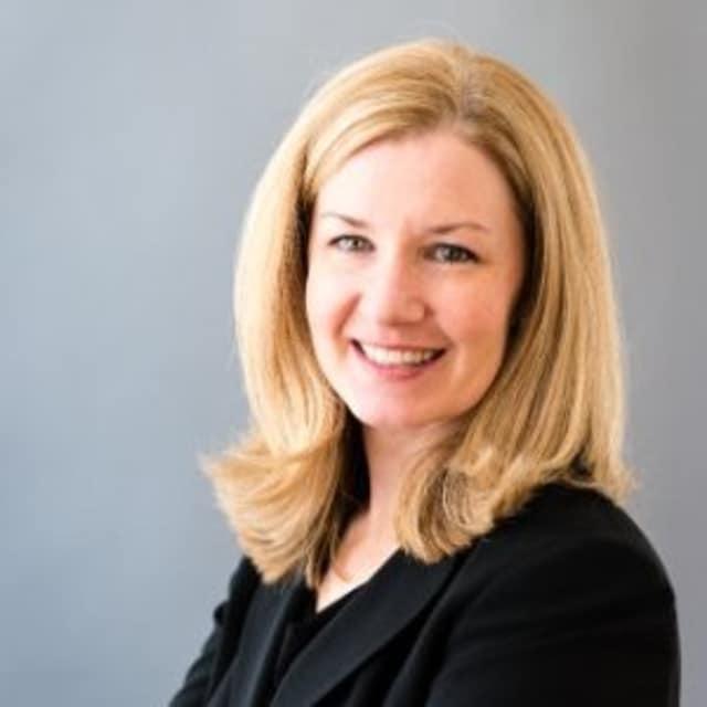 Katy Keohane Glassberg has been named the Rye school board's new president.