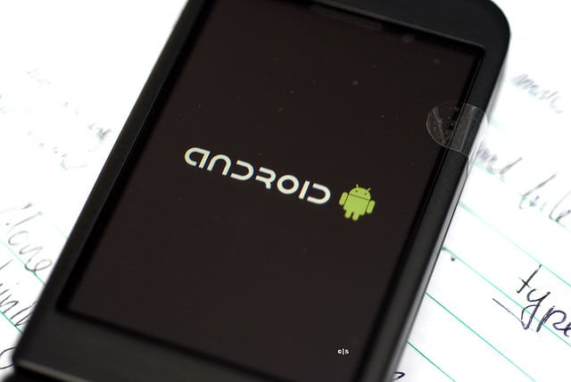 Android phones could be hacked via an incoming text message.