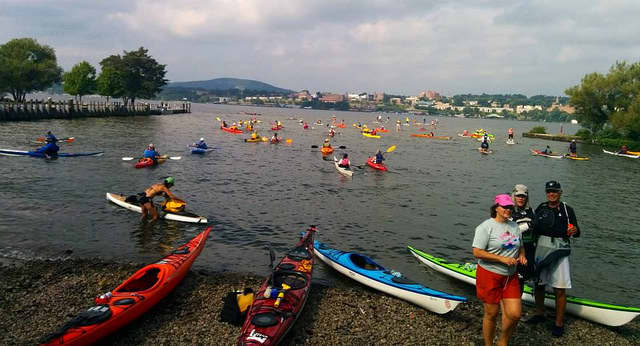 The Hudson River Watertrail Association is holding a 9-mile Poker Paddle Aug. 8.