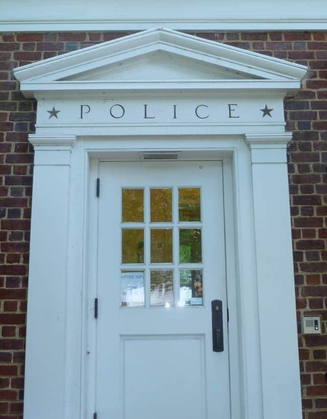 Bronxville Police Department.