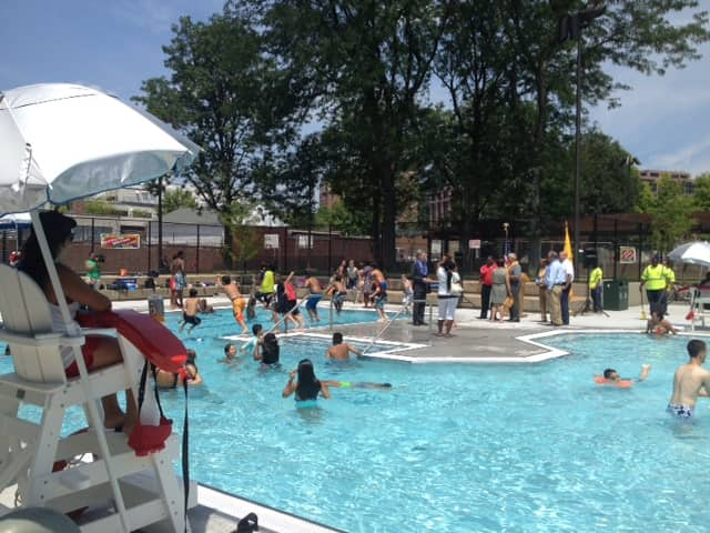 Greenburgh's summer pool season will be extended by two days, Tuesday and Wednesday, due to the extreme heat.