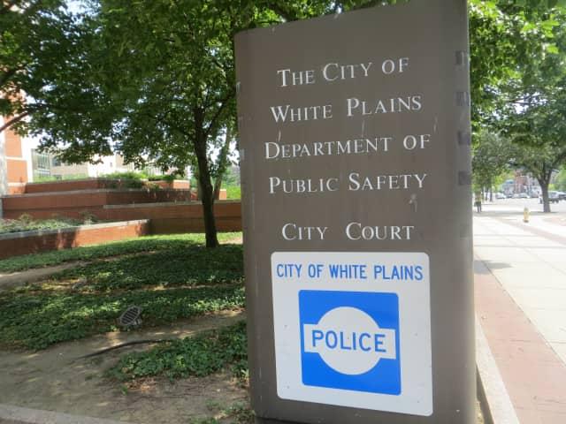 White Plains Police Department headquarters