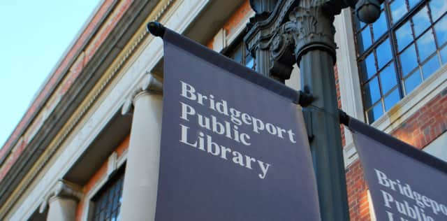 The Bridgeport Public Library branches will serve as warming centers.