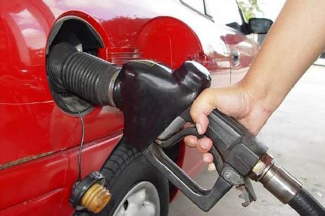 The best gas prices have been found for Stamford, Conn.