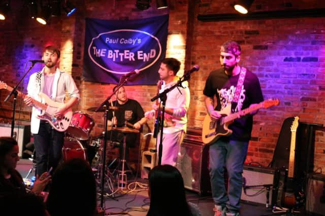 "Indigo King, a self-professed ""space aquarium"" from Ossining, will perform in 107.1 The Peak's 9:37 Local Battle of the Bands."