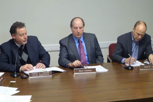 The Village of Pelham Board of Trustees meets Tuesday, Dec. 4.